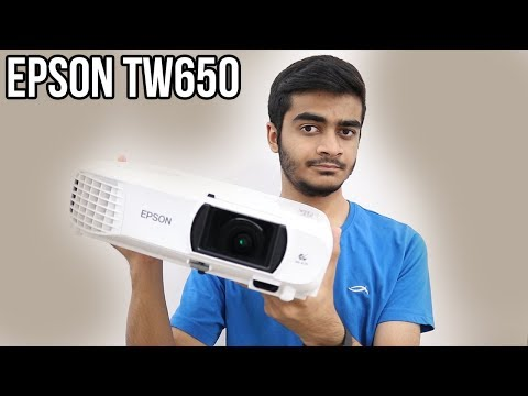 Epson EH TW650 Projector Review - Best Affordable Big Screen Experience