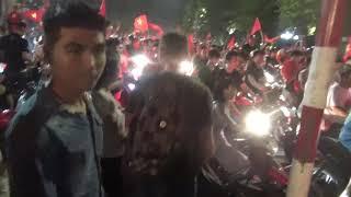Bóng đá Việt Nam thắng Syria, Hà Nội bão đêm, phi long channel