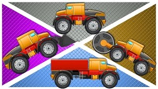 Transformex | Super Car | Dump Truck , Road Roller & Bulldozer