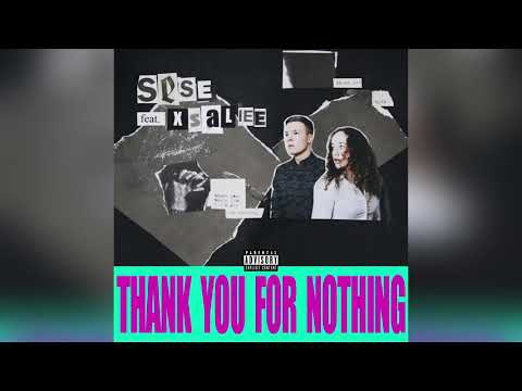 SESE - Thank You For Nothing (feat. xsaliee) [Audio] thumbnail