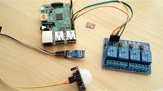 DIY Home Automation Raspberry Pi Tutorial   Getting Started R PiHome+