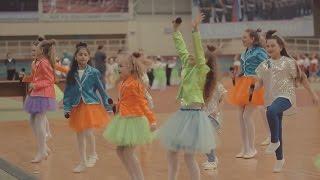 Телеверсия Кубка губкинского главы по танцам. Анонс