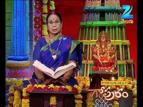Gopuram - Episode 1597 - August 01, 2016 - Best Scene