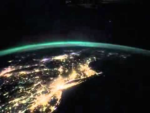 Mira el planeta tierra desde el espacio como nunca lo habas visto
