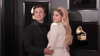 Meghan Trainor on the Red Carpet | 2019 GRAMMYs