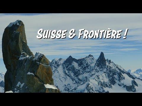 Un Vlog à -17° | Suisse & Frontière