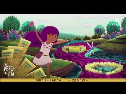 """Conoce el proceso de la realización de """"El libro de Lila"""" N1 C43 #ViveDigitalTV"""