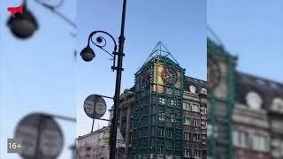 Кадры с двумя дуэлянтами Владивостока набирают популярность
