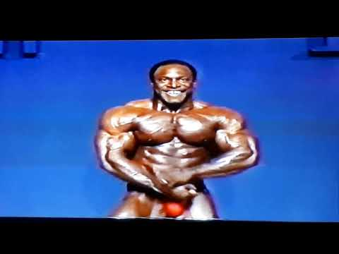 Lee Haney Mr. Olympia 1989 Rimini