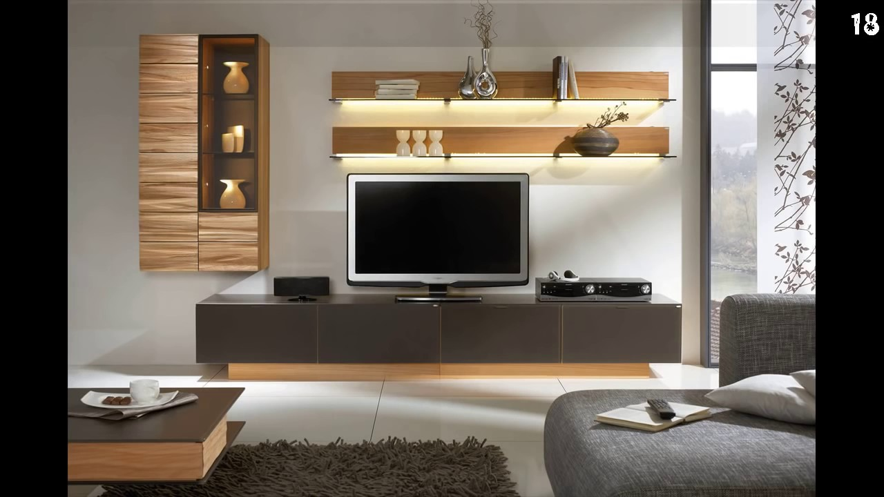 Best Top 30 Modern tv cabinet wall units furniture designs ...