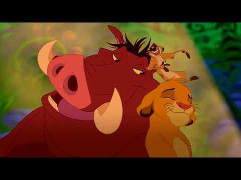 #LionKing - #HakunaMatata (1080p - English)