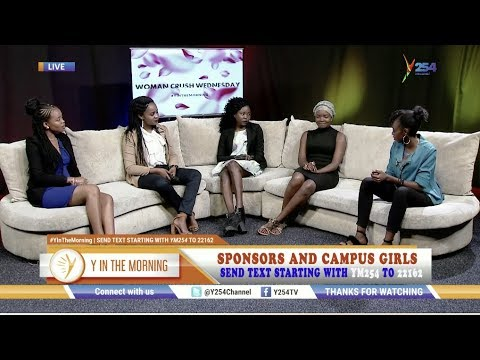 Girls talk: A Heated Debate Over Sponsors and Campus girls