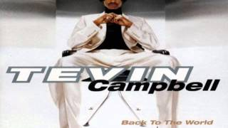 Tevin Campbell ~ Back To The World (1996)