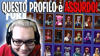 "A MY INSCRIBed IS YOUR ACCOUNT OF FORTNITE IS MORE THAN ... ! ""ASSURDO"""