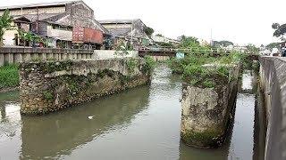 JEJAK STASIUN PERTAMA JAKARTA | Pilar-Pilar Jembatan Rel di Belakang BNI Kota Tua pt. 3/3