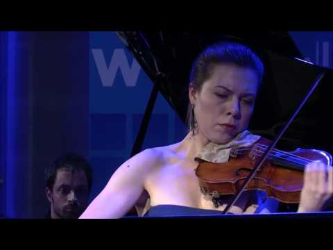 Tessa Lark and Renana Gutman Play Schubert: Fantasie for Violin and Piano in C Major, D 934