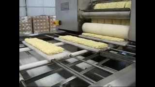 Производство лапши быстрого приготовления