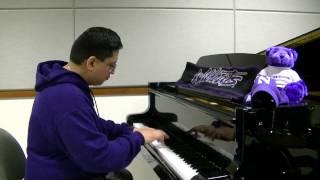 Go U Northwestern (NU Fight Song) - Marcel Talangbayan - piano