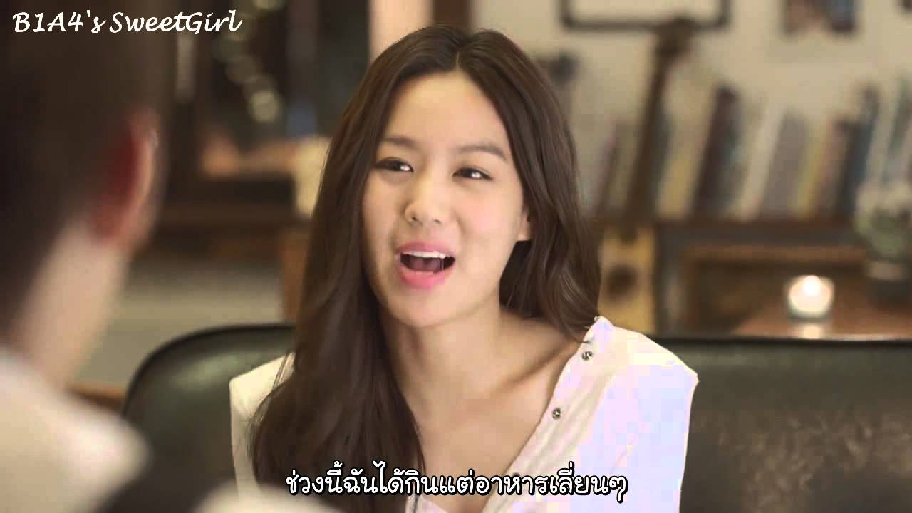 [THAISUB] K FOOD Webdrama 'Delicious Love' EP 03 (1/2)