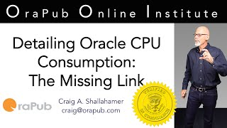 Detailing Oracle Cpu Consumption: The Missing Link (introduction)