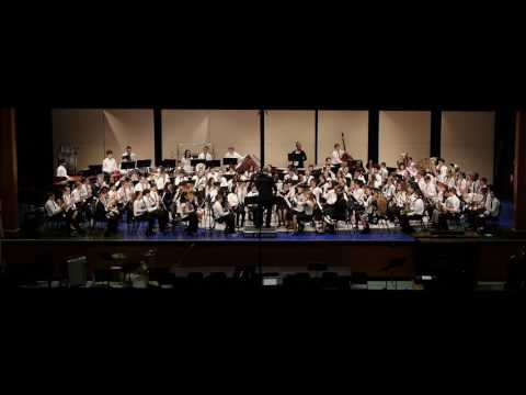 American Journey - Dennis Eveland, Middle School Montco Band