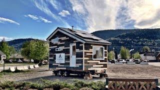 Fully Self-sustainable Micro House