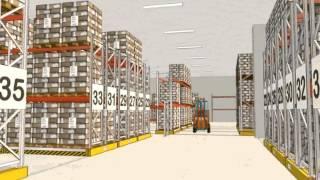 видео: Бизнес процессы склада