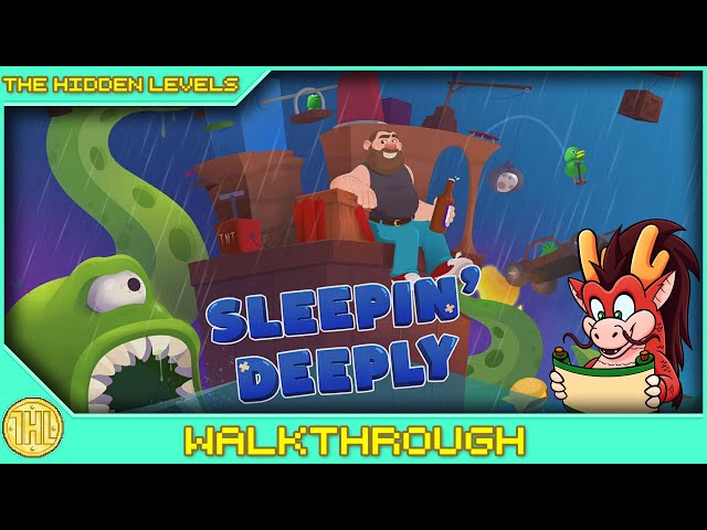 Sleepin' Deeply Achievement & Trophy Walkthrough (Xbox & Playstation)