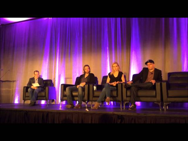 12 MONKEYS Q&A Panel (Syfy Digital Press Tour 2014)