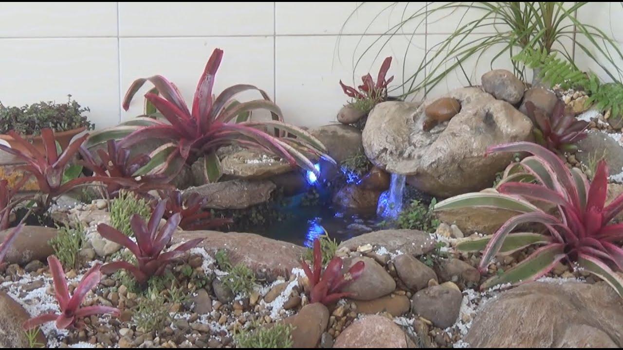 #374694 Como fazer um Laguinho p/ Jardim de Inverno passo a passo   1436x799 px jardim de inverno no banheiro como fazer