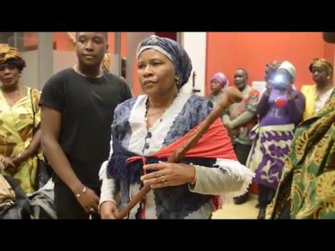 AYDIN - aflevering 1 -Winti, Okomfo fu kondre.