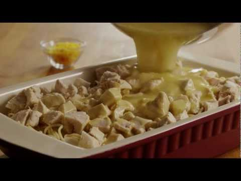 How to Make Easy Chicken Tetrazzini
