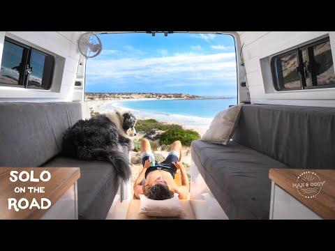 Alone In My Van Again | VAN LIFE in AUSTRALIA