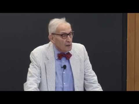 Harvard Law School Election Law Series: A talk by Charles Fried