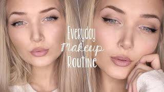 My Everyday Makeup Routine / Tutorial (Mostly Drugstore) ♡ 2015 thumbnail