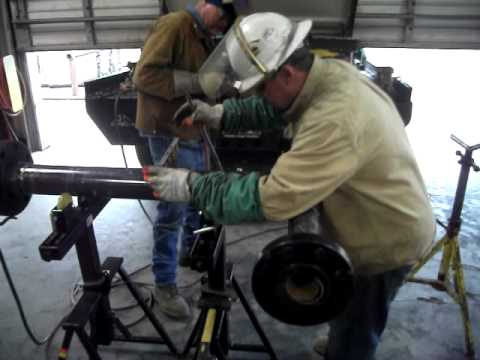 Welding Pipe Fitting Quot Shop Quot Undisclosed Location Youtube