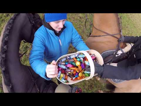 Quorn Hunt New Years Eve Meet 2019 (GoPro HeadCam)