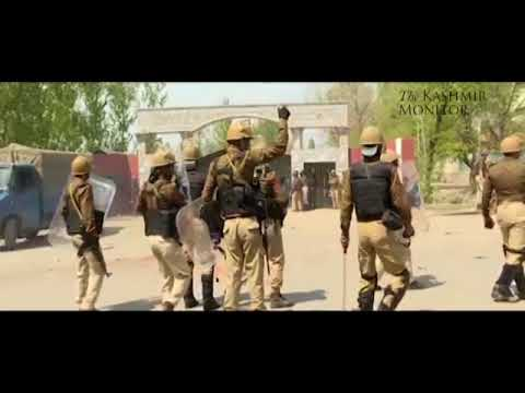 Kashmir: Students hit streets again