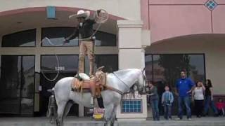 Tomas Garcilazo-Rope Artist-to perform at 99th California Rodeo Salinas