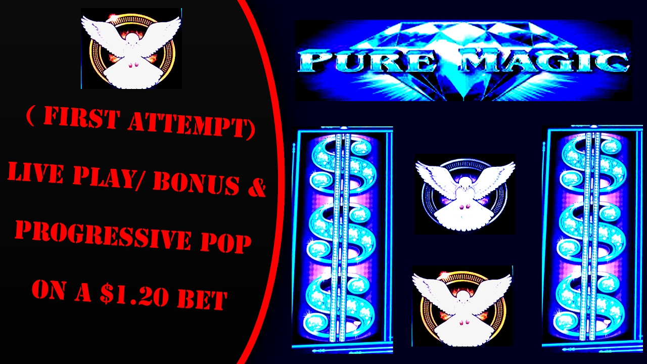 slots magic bonus
