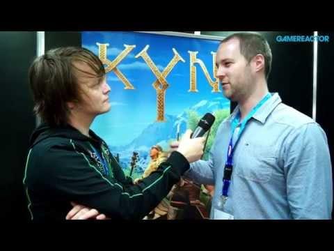 Kyn - Victor Legerstee Interview: Kyn offers squad-based hack n' slash with a twist |