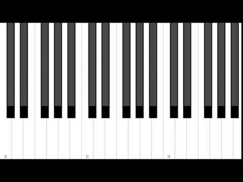 Gb Minor 9 Rootless Piano Chord Inversion Youtube