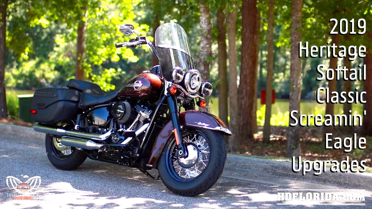 2019~2020 Harley-Davidson Heritage Softail Classic for sale in Alabama