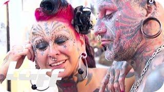 Das ungewöhnlichste Ehepaar der Welt | taff