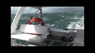 Nimrod sailing up the NSW coast