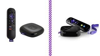 Roku 2 vs Roku 2 XS: Physical Comparison | SoleilTech