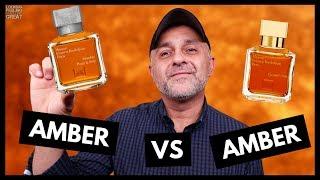 Maison Francis Kurkdjian Grand Soir vs Absolue Pour Le Soir | Absolue Pour Le Soir Fragrance Review thumbnail