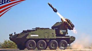 ストライカーMSL - アメリカ陸軍の新しい短距離防空システム