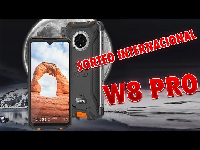 SORTEO INTERNACIONAL Y PRESENTACION DEL OUKITEL WP8 PRO