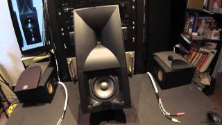 Z Review - JBL Studio 530 (2nd Best Speaker Ever..)